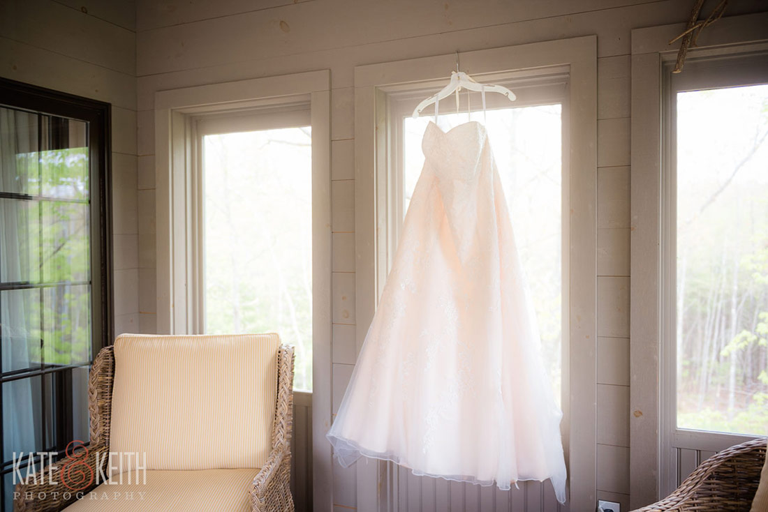 Hidden Pond wedding dress