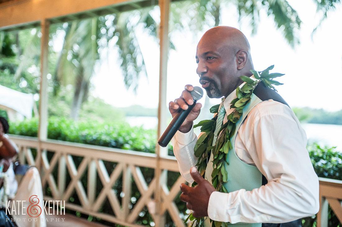 Kualoa Ranch Wedding Kaneohe Hawaii