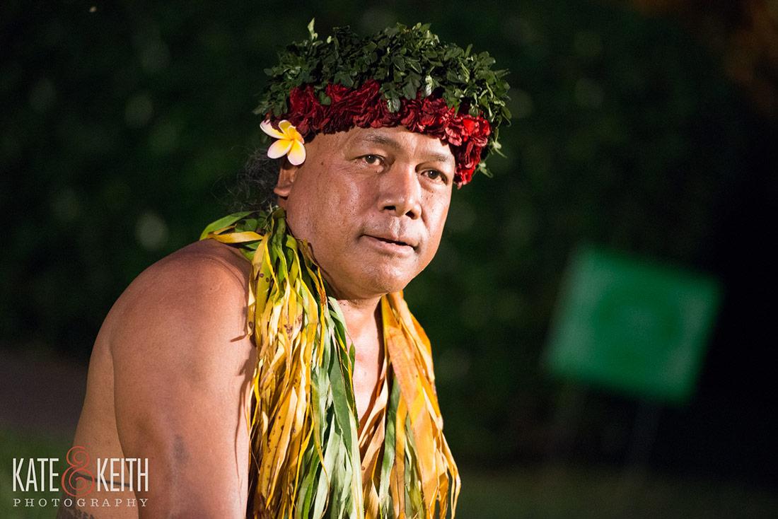 Chief Luau Kualoa Ranch Wedding Kaneohe Hawaii