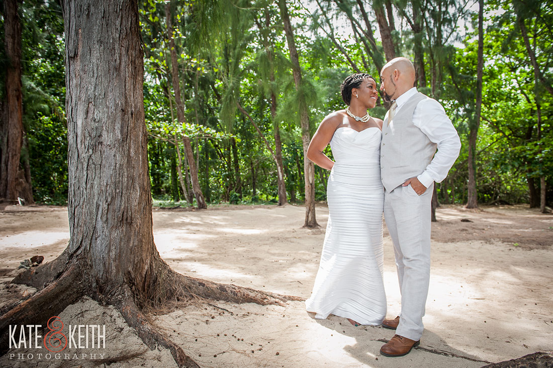 Kualoa Ranch Wedding Kaneohe Hawaii