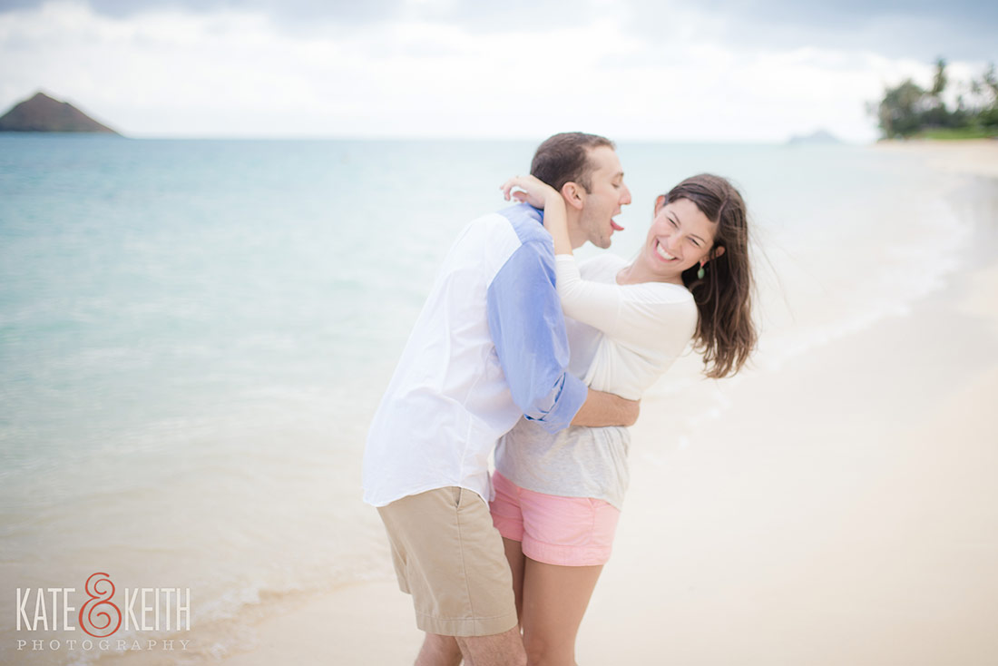 Lanikai Beach House Wedding