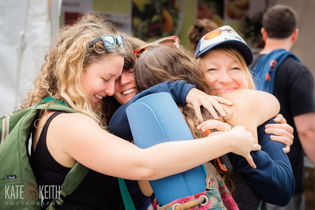 Wanderlust Stratton festival in Vermont