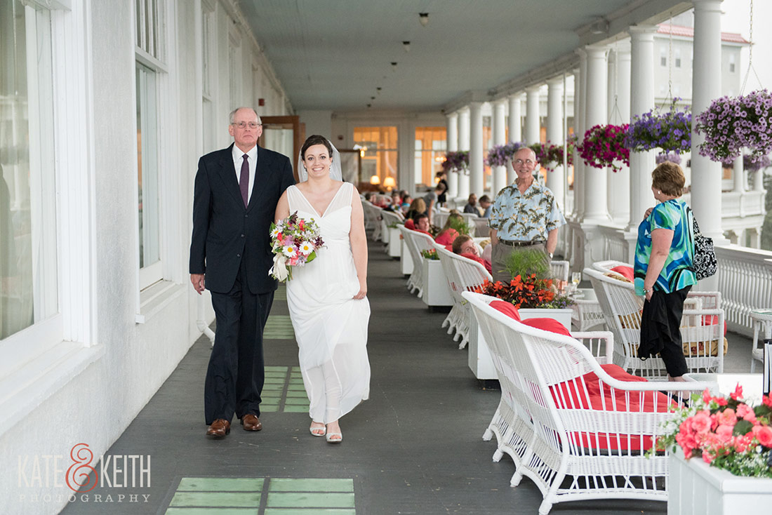Mt Washington Resort Wedding