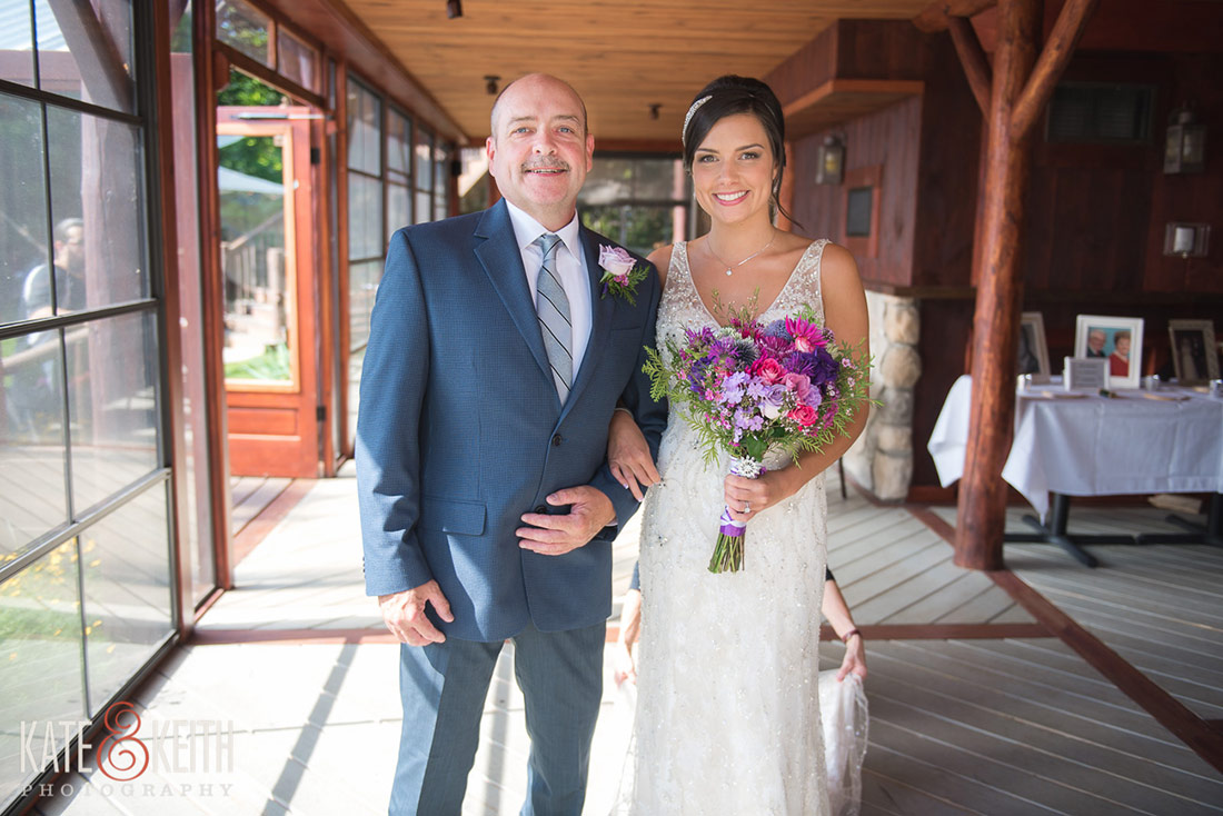 Loon Lodge Wedding