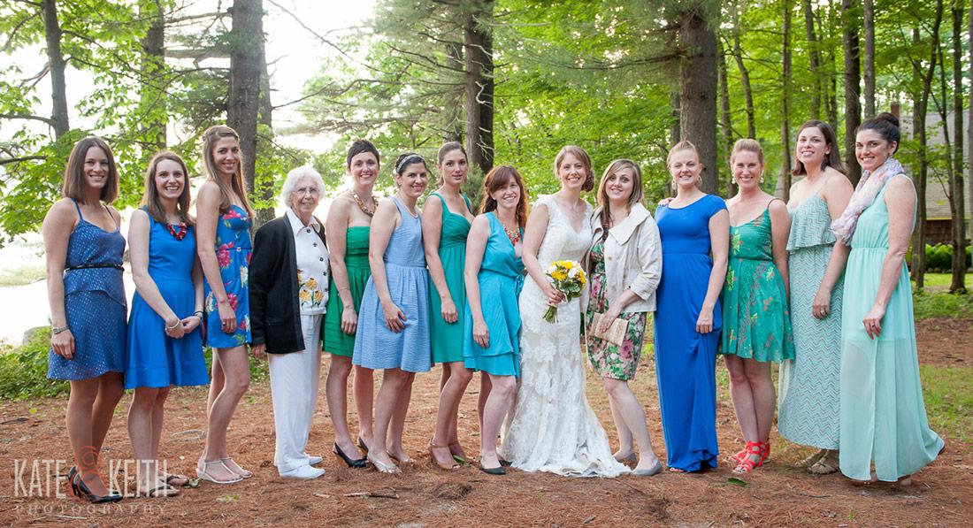 Sebago Lake Wedding photos