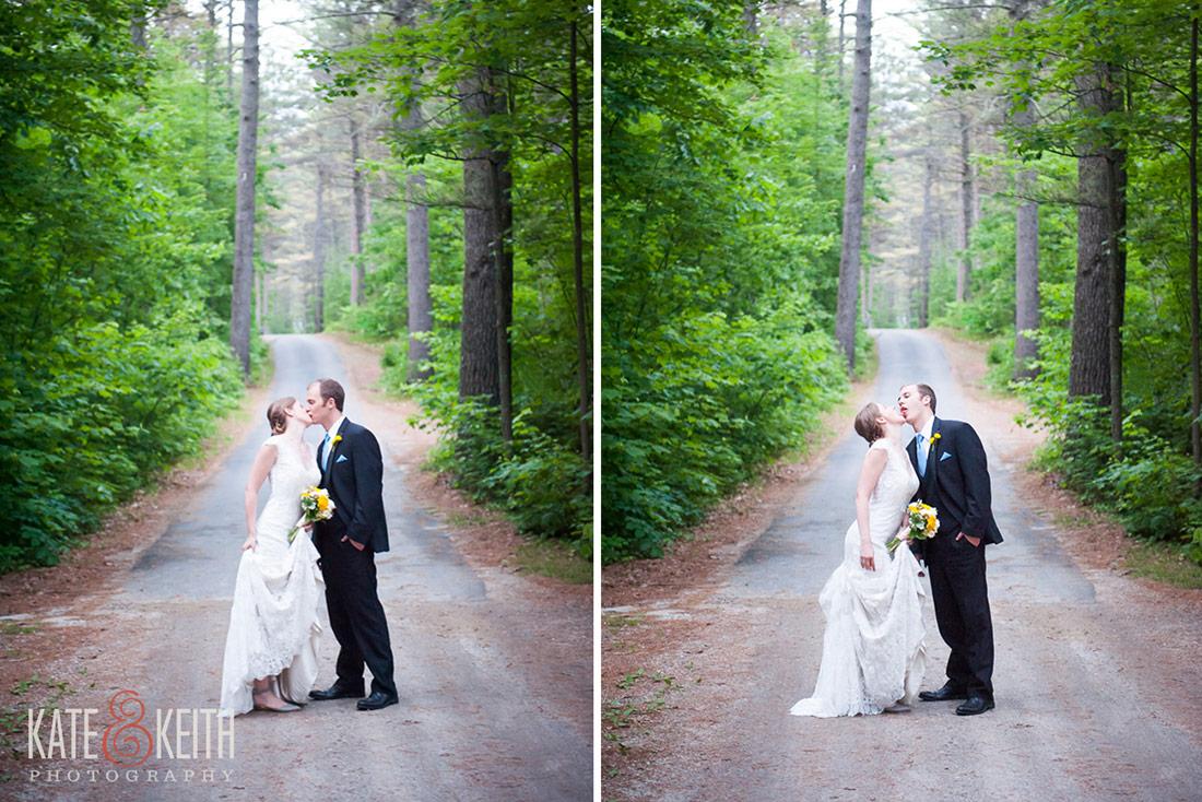 Sebago Lake Raymond, Maine Wedding photographers
