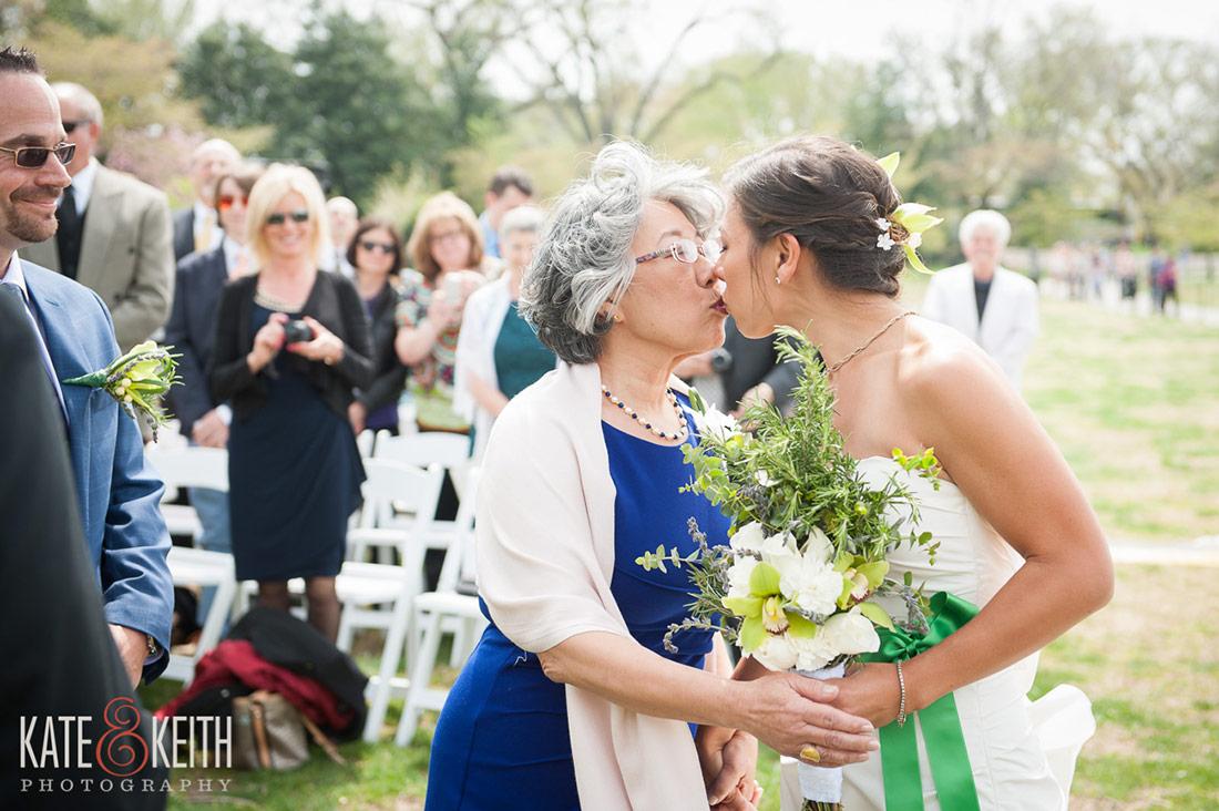 Jefferson Memorial DC Wedding