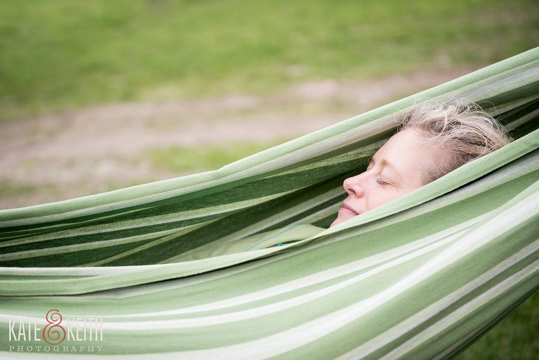 Wanderlust Sanduk hammock in Vermont