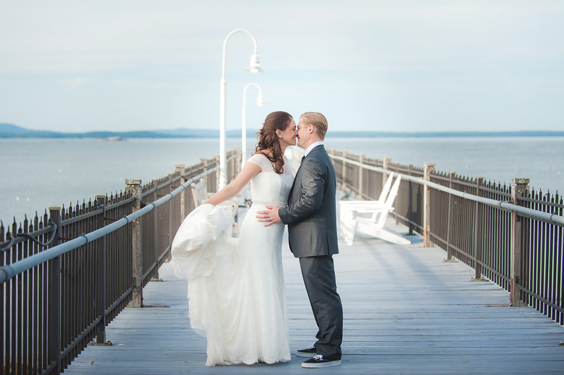 Bar Harbor Wedding
