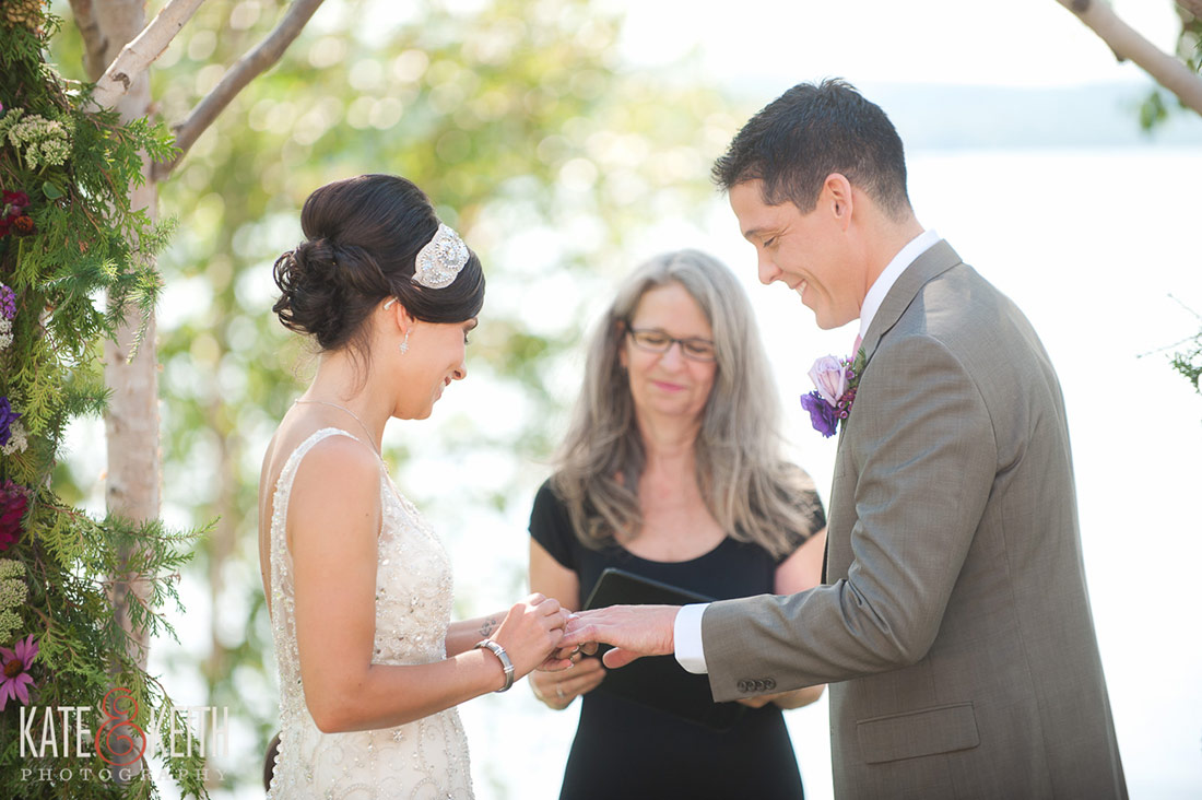 Rangeley Wedding