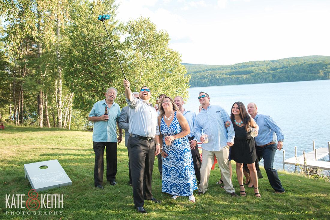 Loon Lodge Wedding