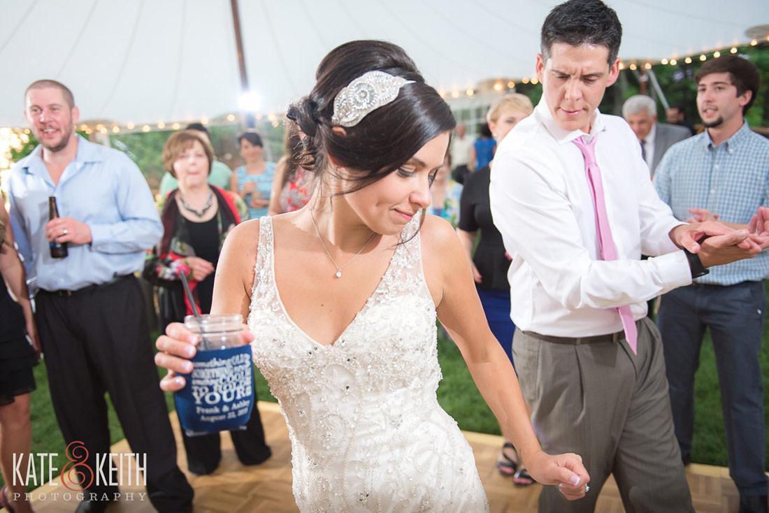 Rangeley Maine Lakeside Wedding