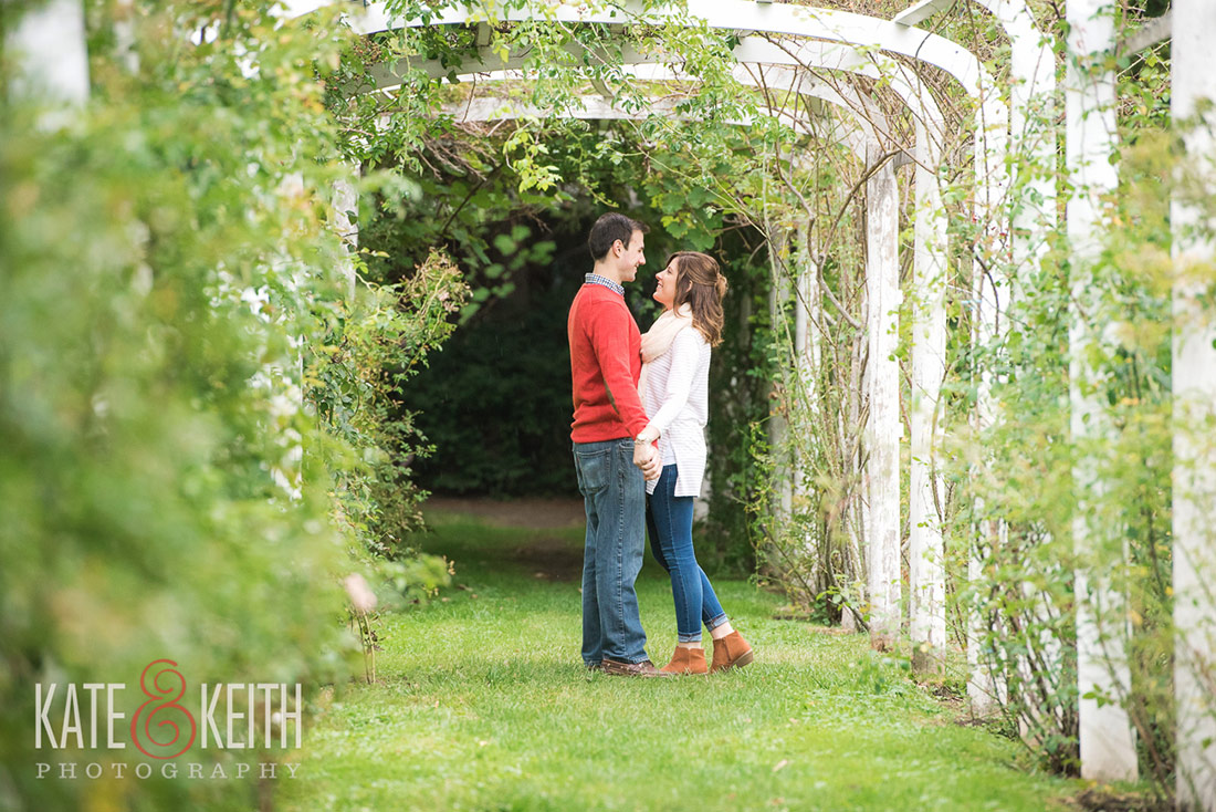 couple engagement in Portsmouth NH
