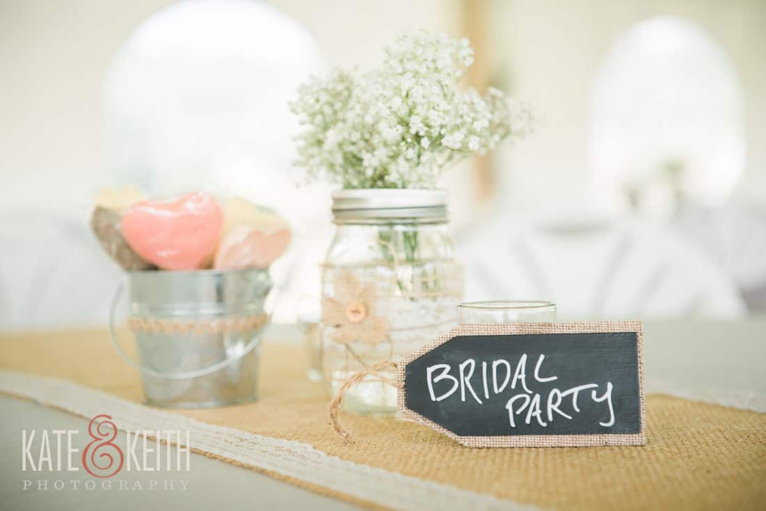 wedding details in New Hampshire