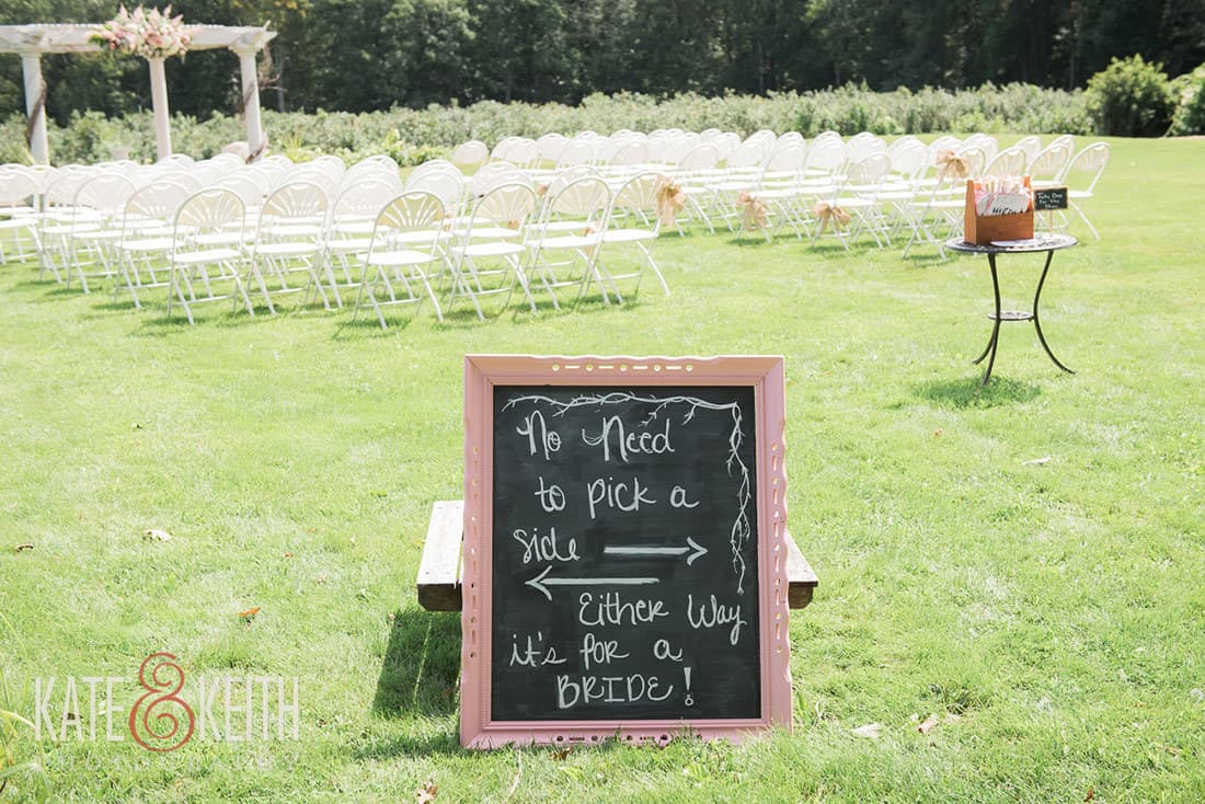 Venue same sex wedding in New Hampshire